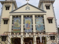 Cochin India St. Mary's Cathedral