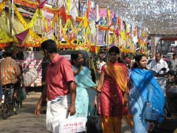 Alleppey Mullackal Temple Festival