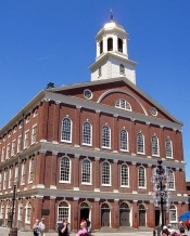 Boston Faneuil Hall