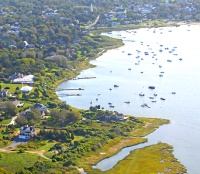Chatham Cape Cod Aerial