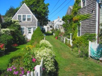 Cape Cod Provincetown Garden