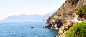 Cinque Terre Italy hiking