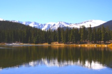 Mt. Evans Lake Echo
