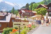 Murren Bernese Oberland