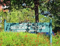 Gruene Texas Historic District