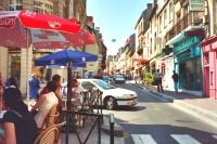 Bayeux France Rue St. Jean