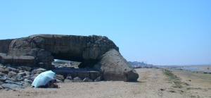 Normandy D Day Beaches Bunker