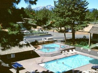 South Lake Tahoe Three Peaks Resort and Beach Club