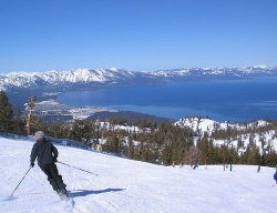 Heavenly Ski Area South Lake Tahoe