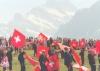 Switzerland Alpine Horn Festival