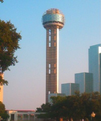 Dallas Texas Reunion Tower