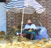 Charleston Sweetgrass Baskets