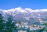 Breckenridge Colorado Winter Ski Resort