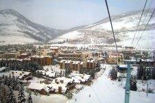 Vail Colorado Winter