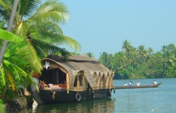 kerala india houseboat
